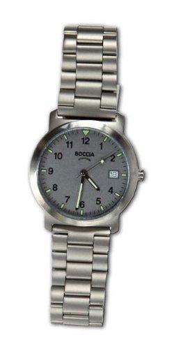Boccia Herren-Armbanduhr Titan 3630-02 - 1