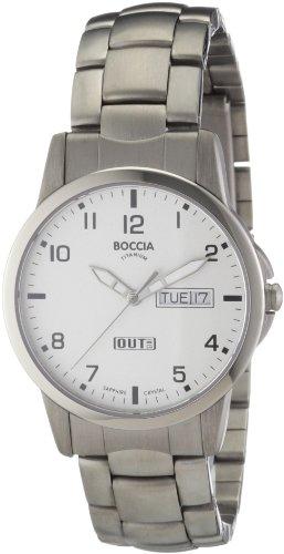 Boccia Herren-Armbanduhr Titan 604-09 - 1