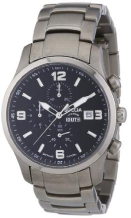 Boccia Herren-Armbanduhr Titan Sport 3776-04 - 1