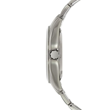 Boccia Herren Digital Quarz Uhr mit Titan Armband 3608-04 - 2