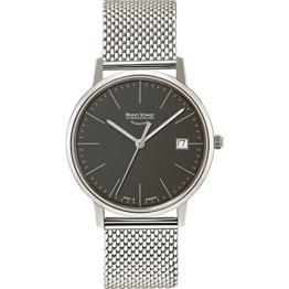 Bruno Söhnle Damen Analog Quarz Uhr mit Edelstahl Armband 17-13176-840 - 1