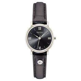 Bruno Söhnle Damen Analog Quarz Uhr mit Leder Armband 17-13045-871 - 1