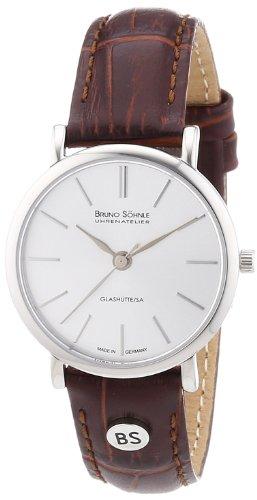 Bruno Söhnle Damen-Armbanduhr XS Nabucco Analog Quarz Leder 17-13045-241 - 1