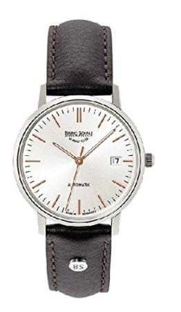 Bruno Söhnle Herren Analog Automatik Uhr mit Leder Armband 17-12174-245 - 1