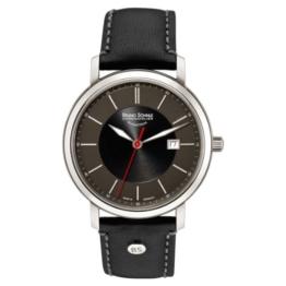 Bruno Söhnle Herren Analog Quarz Uhr mit Leder Armband 17-13138-741 - 1