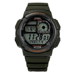 Casio Collection Herren Armbanduhr AE-1000W-3AVEF - 1