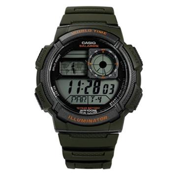 Casio Collection Herren Armbanduhr AE-1000W-3AVEF - 1