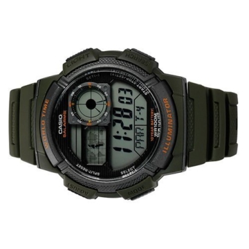 Casio Collection Herren Armbanduhr AE-1000W-3AVEF - 3