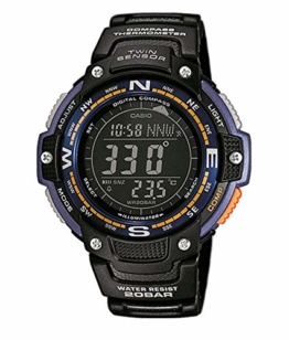 Casio Collection Herren Armbanduhr SGW-100-2BER - 1