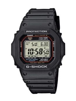 Casio G-Shock Herren-Armbanduhr Funk-Solar-Kollektion Digital Quarz GW-M5610-1ER - 1
