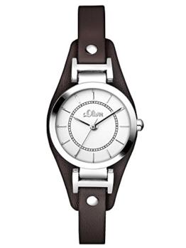s.Oliver Damen-Armbanduhr Analog Quarz SO-2964-LQ - 1