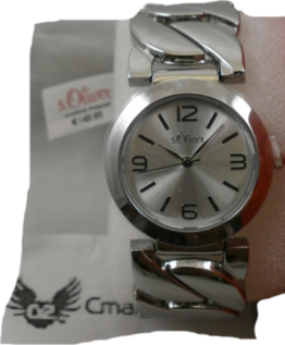s.Oliver Damen-Armbanduhr  (SO-15125-MQR)     !!!!!  NEU+OVP !!!!!!