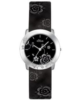 s.Oliver Damen-Armbanduhr SO-1660-LQ - 1