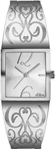 s.Oliver Damen-Armbanduhr SO-1746-MQ - 1