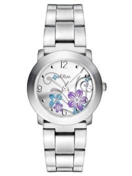 s.Oliver Damen-Armbanduhr SO-2094-MQ - 1