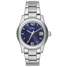 s.Oliver Damen-Armbanduhr SO-3287-MQ - 1