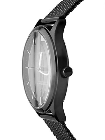 s.Oliver Herren Analog Quarz Uhr mit Edelstahl Armband SO-3479-MQ - 4