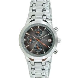 s.Oliver Herren-Armbanduhr Analog Quarz Chronograph SO-15056-MCR - 1