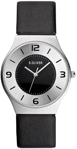 s.Oliver Herren-Armbanduhr SO-1697-LQ - 1
