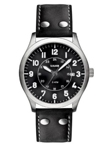 s.Oliver Herren-Armbanduhr SO-1903-LQ - 1