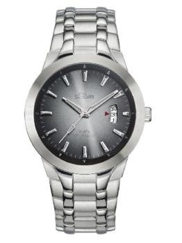 s.Oliver Herren-Armbanduhr SO-1976-MQ - 1