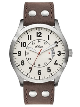 s.Oliver Herren-Armbanduhr SO-3265-LQ - 1