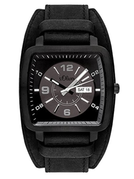 s.Oliver Herren-Armbanduhr SO-3493-LQ - 1