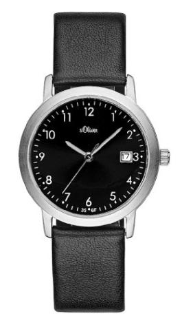 s.Oliver Herren-Armbanduhr SO-356-LQ - 1