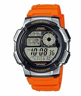 Casio Collection Herren Armbanduhr AE-1000W-4BVEF - 1