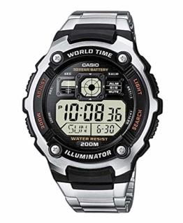Casio Collection Herren-Armbanduhr AE 2000WD 1AVEF - 1