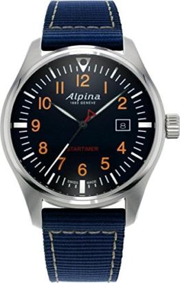 Alpina Schweizer Uhr Startimer Pilot AL-240N4S6 - 1