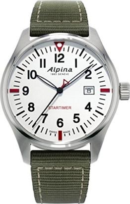 Alpina Schweizer Uhr Startimer Pilot AL-240S4S6 - 1