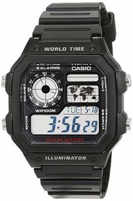 Casio Collection Herren-Armbanduhr AE 1200WH 1AVEF - 1