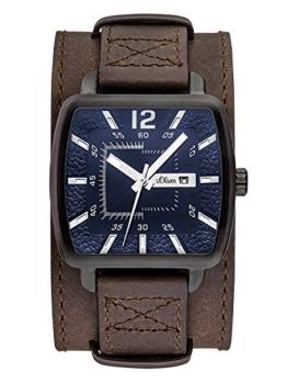 s.Oliver Herren-Armbanduhr SO-3048-LQ - 1