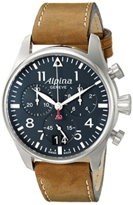 Alpina - -Armbanduhr- AL-372N4S6 - 1