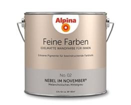 Alpina Feine Farben Nebel im November 2,5 LT - 898588 - 1