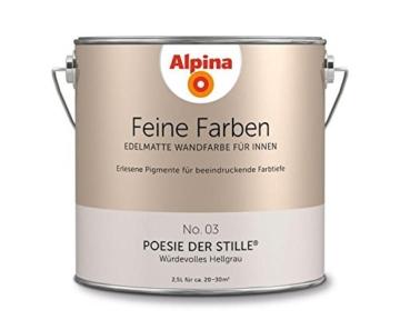 Alpina Feine Farben Poesie der Stille 2,5 LT - 898589 - 1