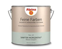 Alpina Feine Farben Sanfter Morgentau 2,5 LT - 898598 - 1