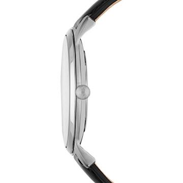 Fossil Herren Analog Quarz Uhr mit Leder Armband FS5398 - 2