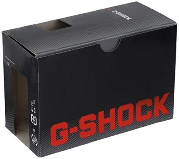 G-Shock MTGM900DA-8CR Herren-Sportuhr, solarbetrieben, Atomic, Edelstahl - 3