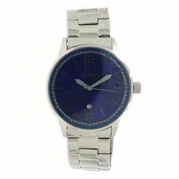 s.Oliver Herren-Armbanduhr Analog Quarz SO-15160-MQR - 1
