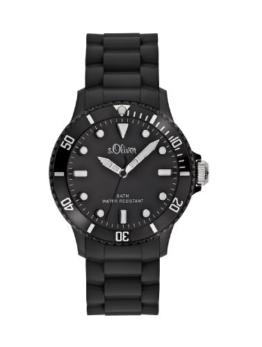 S.Oliver Unisex Analog Quarz Armbanduhr SO-2290-PQ - 1