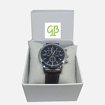 YiGo Quartz Analog Uhren - 7