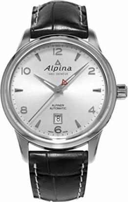 Alpina Geneve Alpiner Automatic AL-525S4E6 Herren Automatikuhr Klassisch schlicht - 1