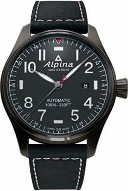 Alpina Schweizer Automatikuhr Startimer Pilot AL-525G4TS6 - 1