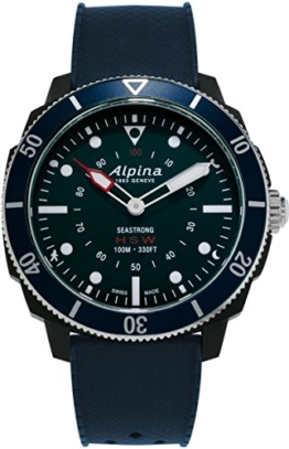 Alpina Watch AL-282LNN4V6 Blau Smartwatch - 1