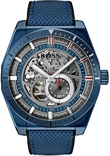 Boss Signature Timepiece Collection Skeleton 1513645 Herren Automatikuhr - 1