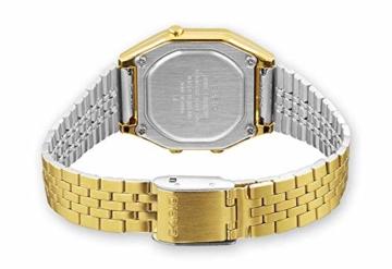 Casio Collection DamenRetro Armbanduhr LA680WEGA-9ER - 2