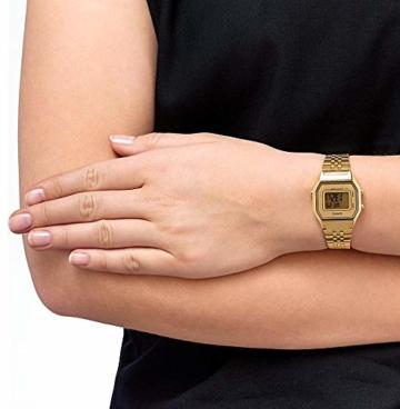 Casio Collection DamenRetro Armbanduhr LA680WEGA-9ER - 5