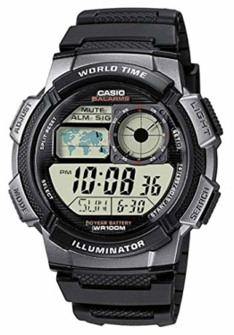 Casio Collection Herren Armbanduhr AE-1000W-1BVEF - 1